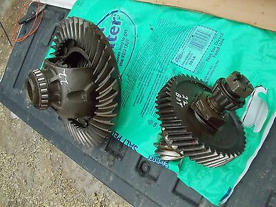 Massey Harris 22 Mh Tractor Transmission Ring Pinion Drive Gear Match Assembly