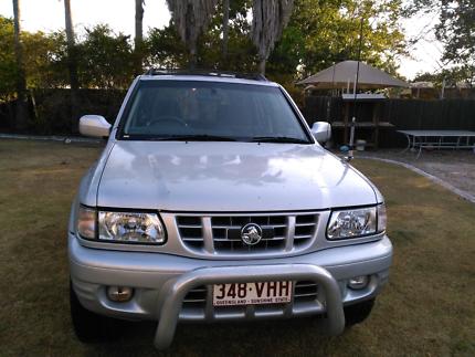 Holden frontera 2002