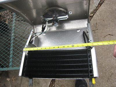 Heatcraft Tak10ag Reach-in Unit Cooler Evaporator Air Defrost Refrigeration