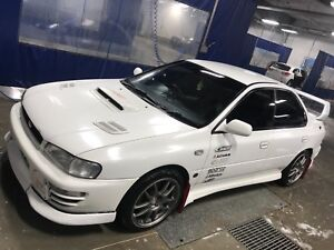 1997 Subaru wrx sti