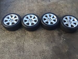 BMW E46 Wheels Mona Vale Pittwater Area Preview