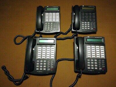 Lot Of 4 Vodavi Starplus Sts 3515-71 24-button Digital Key Telephones Used