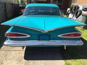 Chevrolet Bel Air For Sale in Australia – Gumtree Cars
