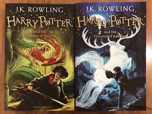 2x Harry Potter Books New #2 & #3