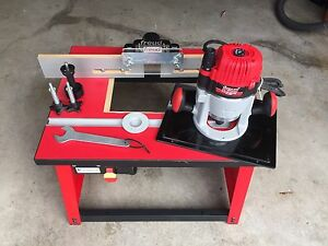 FREUD Portable Router table