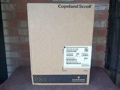 Copeland Zr21k5e-pfv-800 Zr21k5epfv800 Brand New R-22 1 12 - 2 Ton