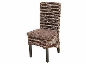 BRAND NEW Cane Wicker Dining Chairs Outdoor Setting Chairs Oakden Port Adelaide Area Preview