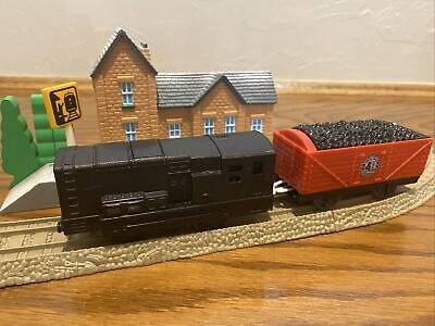 Thomas & Friends TRACKMASTER TALKING DIESEL 2010 MOTORIZED Train Engine Tested