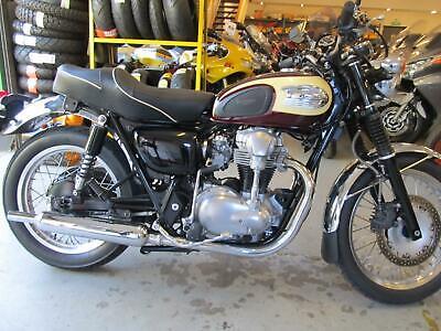 Kawasaki W650 2001