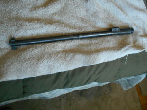 argentine model 1891 mauser cavalry carbine 7.65 cal barrel w front & rear sight