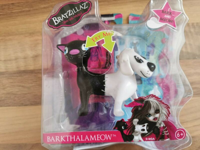Bratzillas+Barkthalameow+Magical+Pets+New+and+sealed+