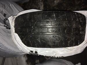 225 45 17  2 pneus Pirelli sottozero Bon pou un hiver
