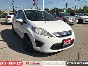2012 Ford Fiesta SE | CAR LOANS APPROVED HERE