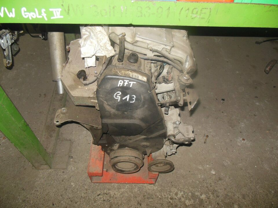 Motor ohne Anbauteile / 1,6 / Golf III / AFT in Castrop-Rauxel
