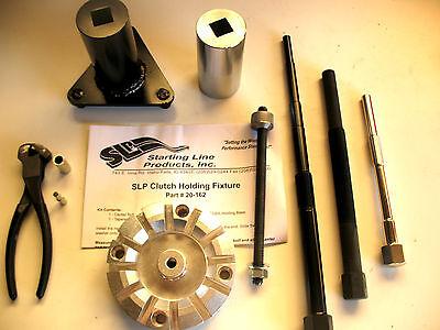 - Polaris Snowmobile ATV Clutch Rebuilding & Adjusting Tools 8pc. Station Primary