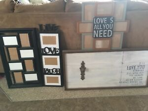 Picture frames 65 for all or priced separately