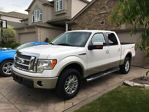 2010 FORD F 150 LARIAT--NO ACCIDENTS--NO RUST ISSUES--NON SMOKER