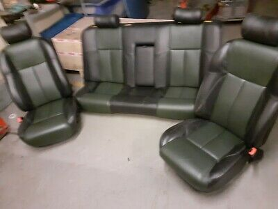 jaguar xj8 x308 leather seats interior