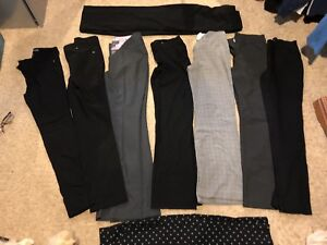 Huge lot of office clothes