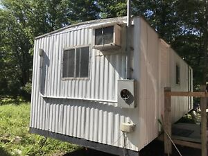 LIVEABLE OFFICE TRAILER