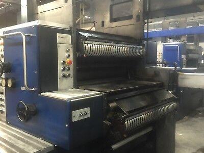 Solna Web Press- 22.75 Cutoff D301 Type 310b 1993 And 1997 Year Models. 4 Units