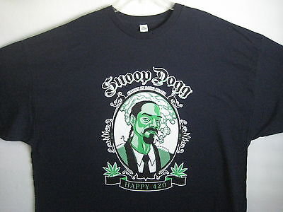 Snoop Dogg Grown Long Beach Lbc Happy 420 T Shirt 213