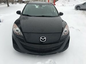 CERTIFIED 2010 Mazda 3 sports for sale