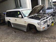 Mitsubishi Pajero 1997 GLS Manual wreking for parts Yeerongpilly Brisbane South West Preview