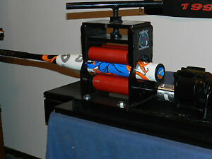 composite bat rolling machine