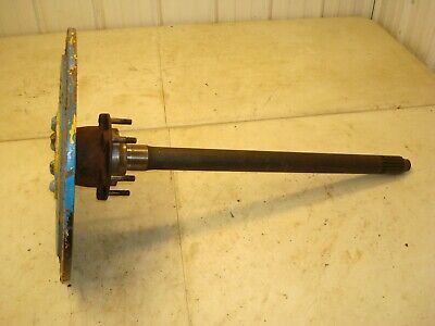 1940 Ford 9n Tractor Rear Axle Shaft Assembly 2n
