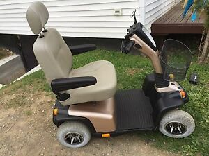 Pride Mobility XL Scooter