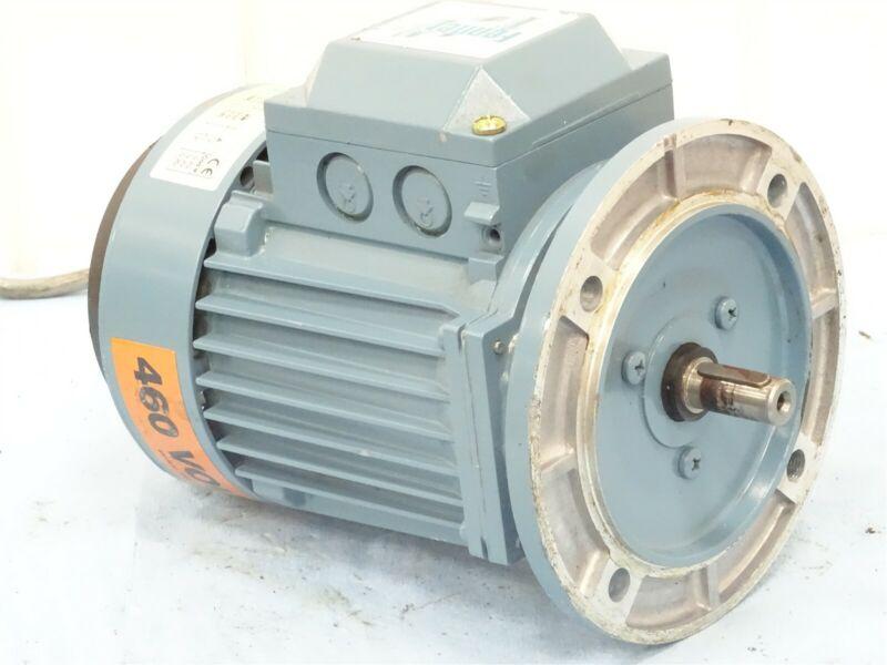 ABB Motors M2AA071B 3GAA072002-BSA Electric Motor 0.37/0.45kW 1410/1690RPM