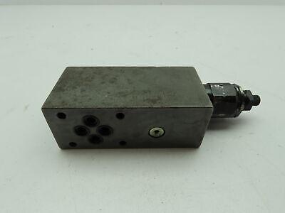 Husky Hydrolux Aga-3088-1c Hydraulic Pressure Relief Sandwich Valve Dbds6k1825