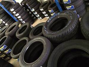 Budget Tyre Distribution And Fitting On Site *DISCOUNT TYRES* Melrose Park Mitcham Area Preview
