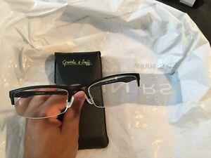 Perspective eyeglasses lunette de vues top quality only $50 mint