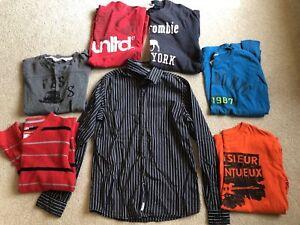 Boys size 10-12 clothing