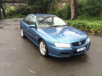 2005 HOLDEN EQUIPE SPOTLESS LOW.KLM ROADWORTHY&LOTS OF REGO Melbourne CBD Melbourne City Preview