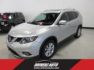 2014 Nissan Rogue SV SUNROOF, KEYLESS ACCESS, BLUETOOTH