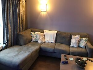 Grey Couch; Ashley Furniture