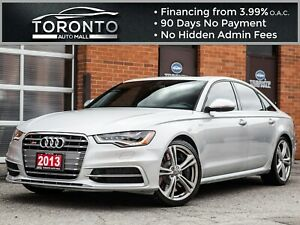 2013 Audi S6 4.0T|Diamond stitch|360 camera|Navi|Blind spot