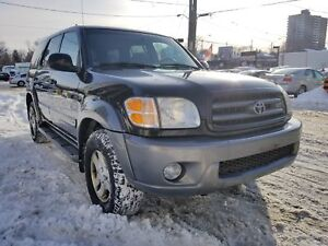 2003 Toyota Sequoia SR5 V8 4WD *MINT* NEW TIRES ONTARIO VEHICLE