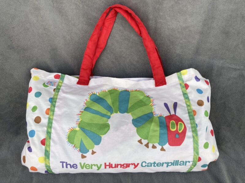 Eric Carle SHOPPING CART & HIGH CHAIR COVER The Very Hungry Caterpillar Green