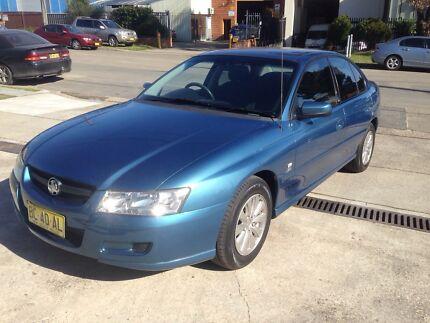 Holden VZ 2005 acclaim . 4 months rego  Auburn Auburn Area Preview