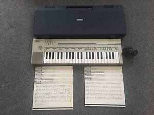 Very Rare Yamaha PortaSound PC-100 Keyboard Braybrook Maribyrnong Area Preview