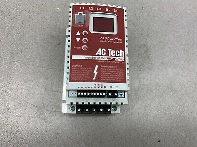 Used Ac Tech Motor Drive Sm405