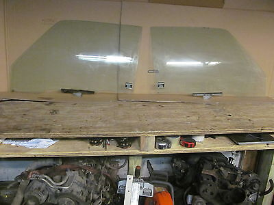2 DOOR  89-98 GEO TRACKER SIDEKICK RH OR LH GLASS WINDOW