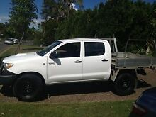 2006 Toyota Hilux Ute Parkwood Gold Coast City Preview