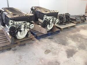 Volvo penta Twin D6-370A complete package Beaconsfield Fremantle Area Preview