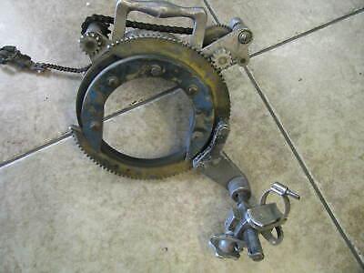 Hm  2 To 4 Pipe Beveler Beveling Machine
