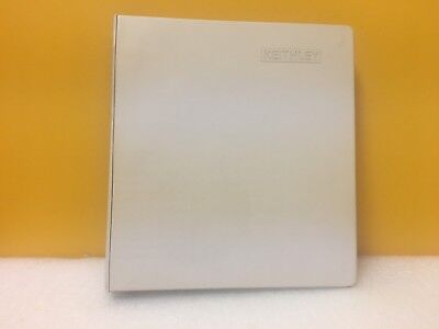 Keithley 6517a-900-01 6517a Electrometer Users Manual